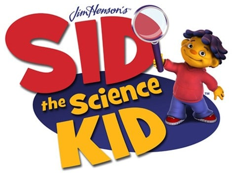 Sid the Science Kid educational  shows for kids