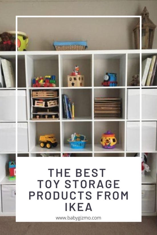 The Best Toy Storage Products From Ikea