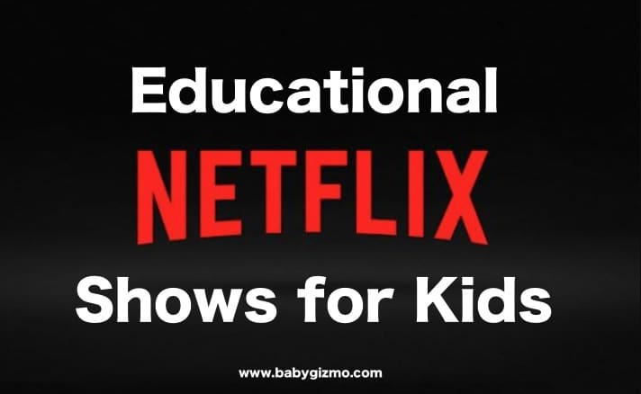 17 Educational Kids Shows on Netflix
