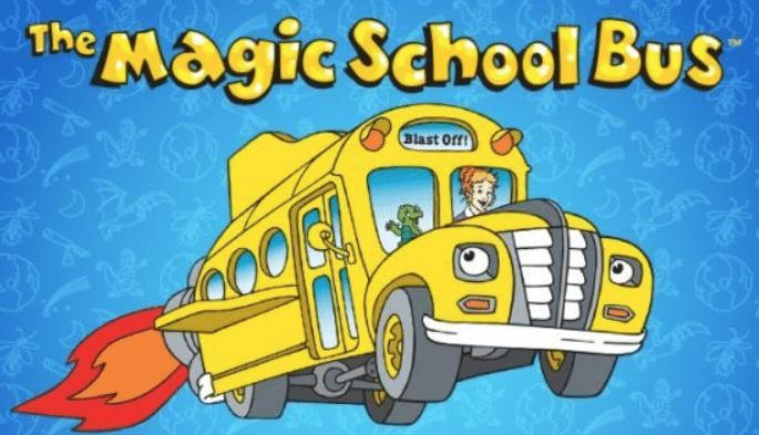 Magic School Bus Kids Shows on Netflix