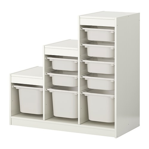 The best toy storage products from ikea baby gizmo company for Mobile trofast