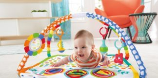 Review: Fisher Price Bandstand Play Gym