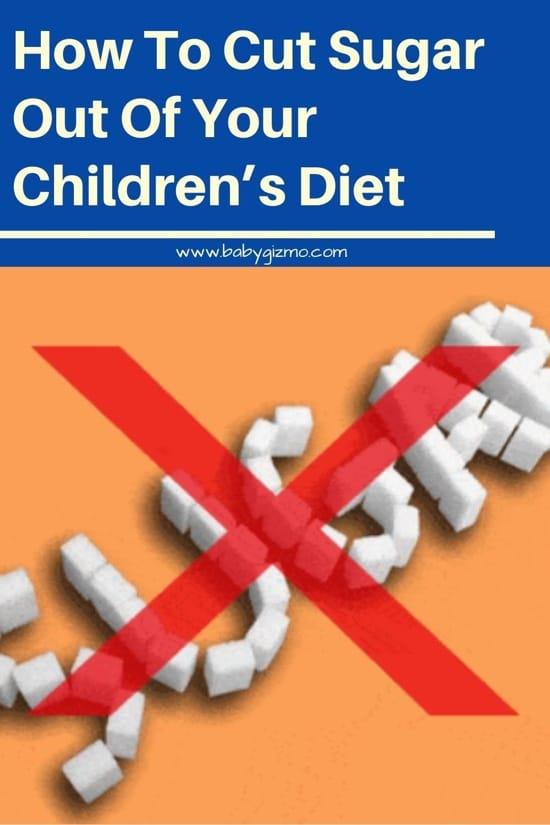 Cut Sugar Out of Diet
