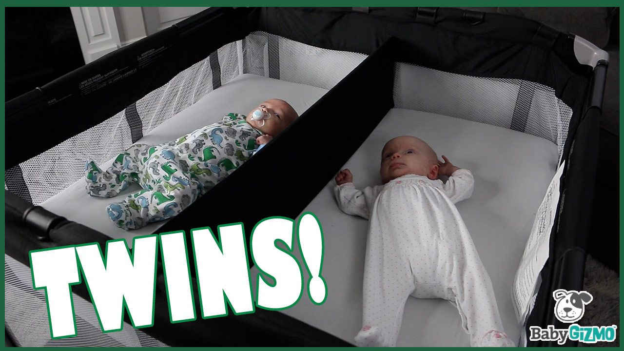 Joovy Room2 With Twin Nursery Center Review Baby Gizmo