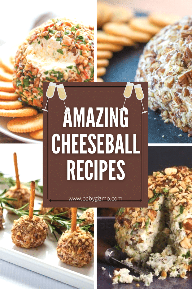 11 Addictive Cheeseball Recipes