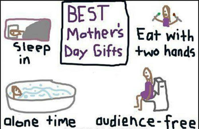 mother's day what I want featured