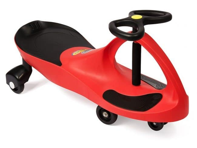 PlasmaCar --- The Greatest Ride On Toy of All Time