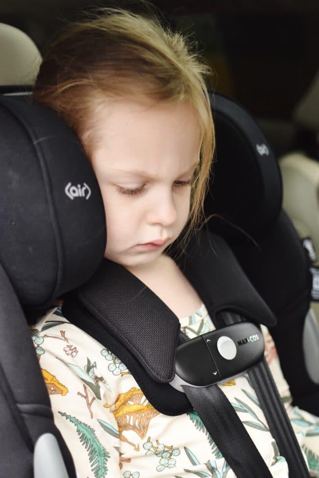 Maxi-Cosi Pria 85 Max Convertible Car Seat Review
