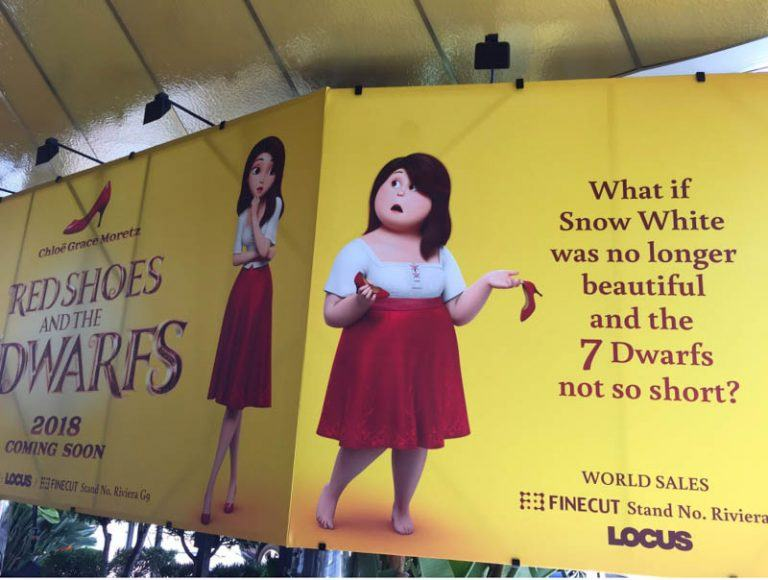 Billboard For New Children's Movie Promotes Body Shaming, Film Studio Gives Fake Apology