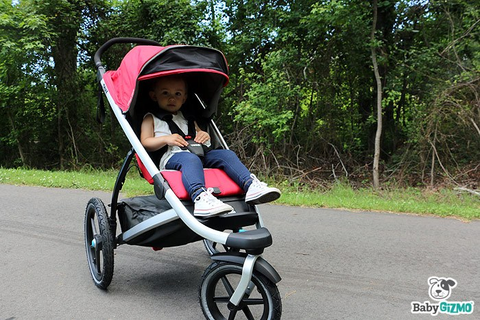 Run (or Glide!) into Summer with the Thule Urban Glide Stroller