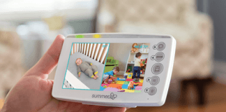 Summer Infant Side by Side Monitor