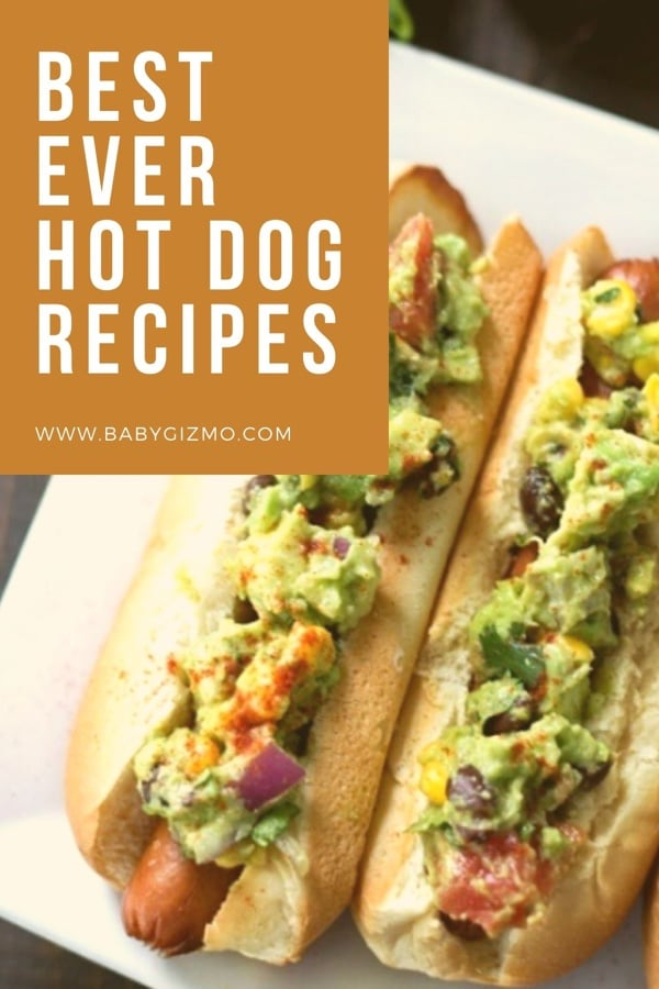 13 Delicious Hot Dog Recipes