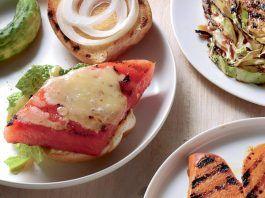 watermelon burger