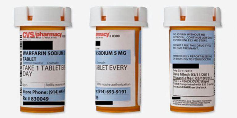 PSA: Double Check the Description on your Pill Bottle Label