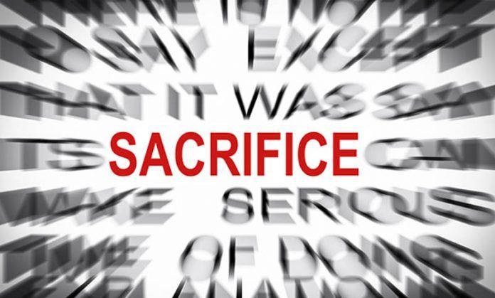 sacrifice featured