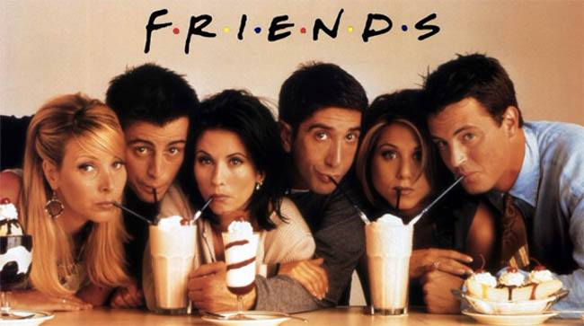 tv friends binge