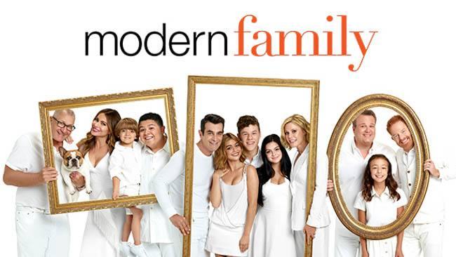 tv modern family binge