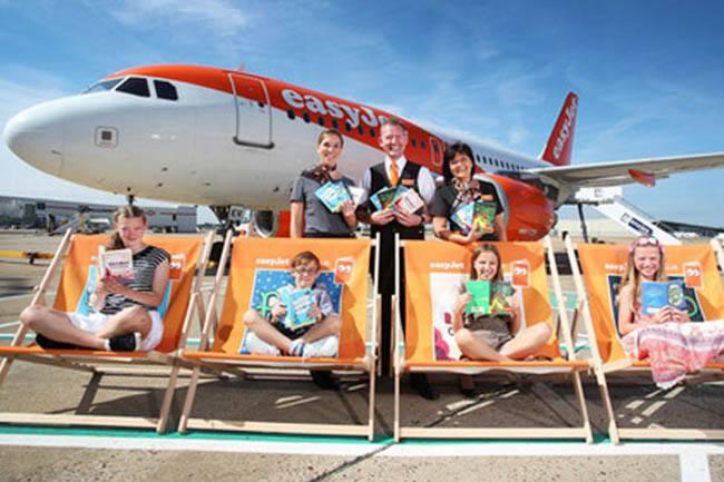 viral easyjet flybraries