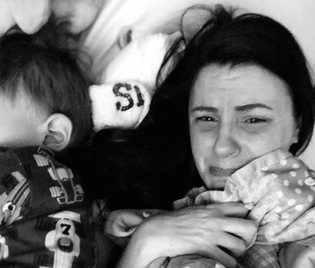 viral mom's reminder blankets