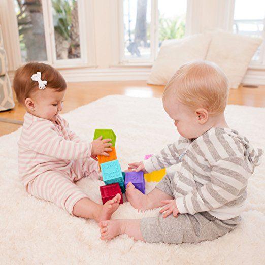Choosing Toys for an Infant-Toddler Household