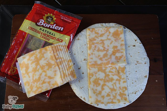 Borden Cheese Roll up
