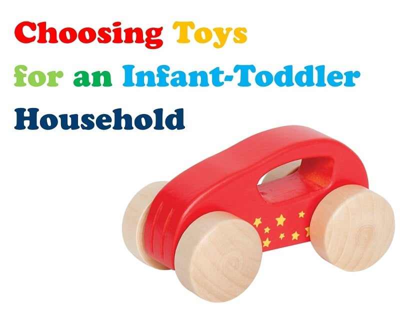 Guide To Choosing Baby Toys : Choosing toys for an infant toddler household baby gizmo