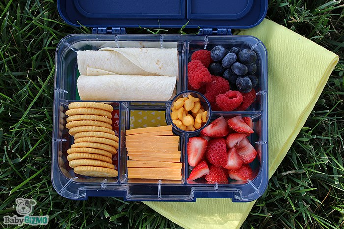 Healthy, Easy School Lunch Ideas with Borden® Cheese