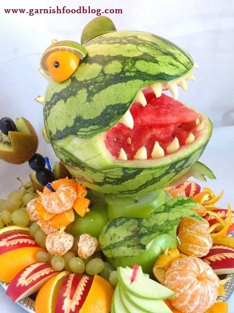 Fun Ways To Carve A Watermelon - Baby Gizmo Company