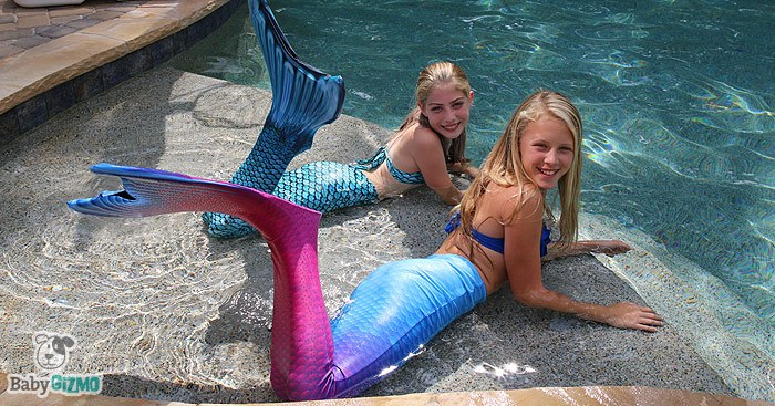 Mermaid Tails for Kids