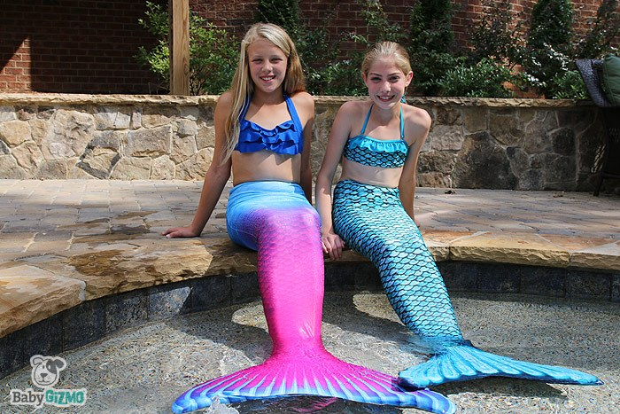 Mermaids in the Pool with FinFun