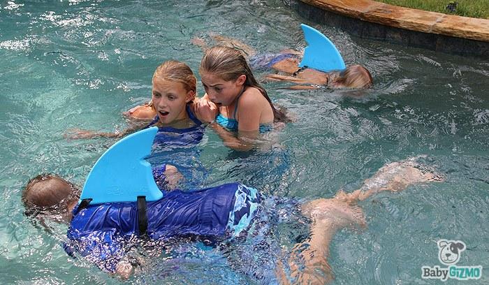 Shark Fins for Kids