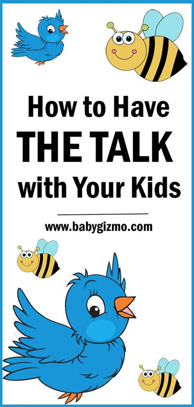Parent Advice: How to Have the TALK