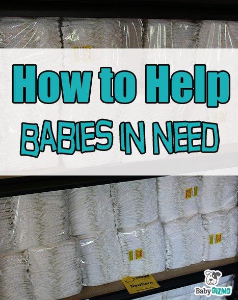 Huggies Diaper Bank