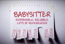 babysitter hire featured
