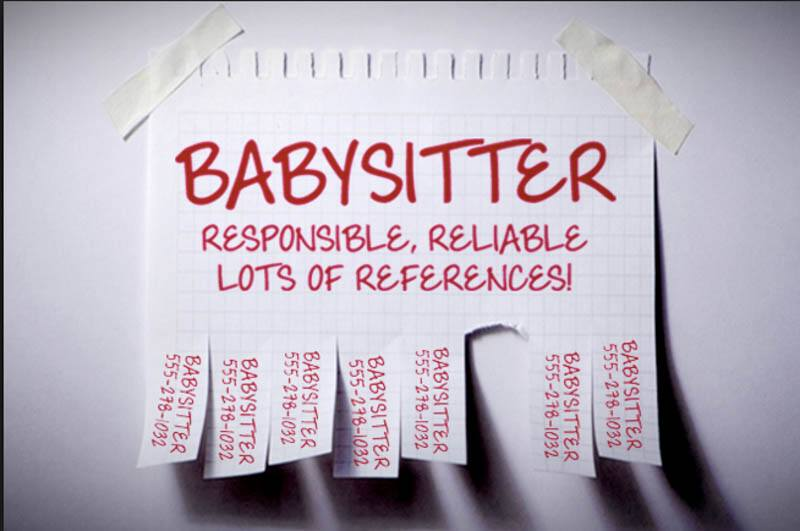 babysitter hire featured