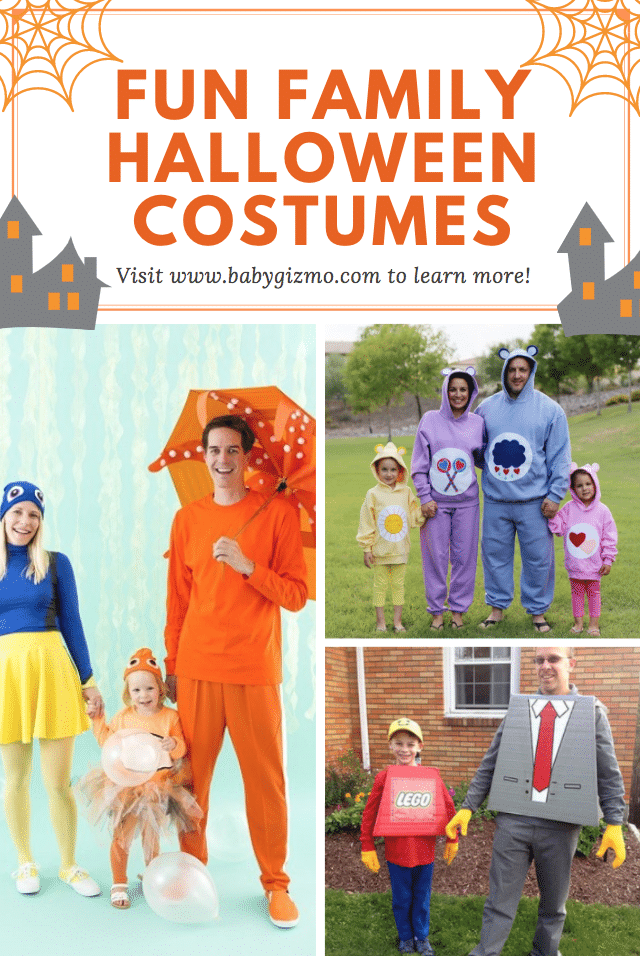 10 Fun Family Halloween Costumes