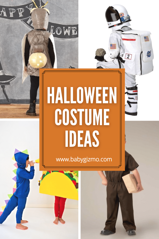 10 of My Favorite Halloween Costumes