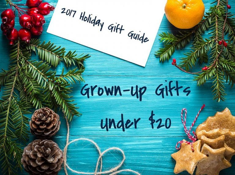 Holiday Gift Guide: Grown-Up Gifts Under $20