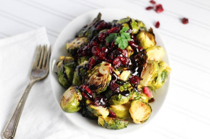 CRANBERRY BRUSSELS