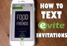 Evite Invitations
