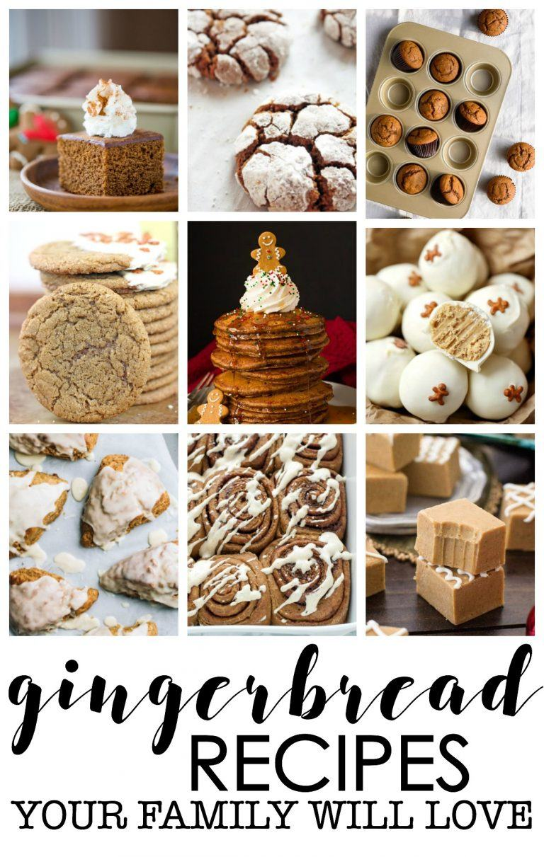 9 of the Best Gingerbread Recipes
