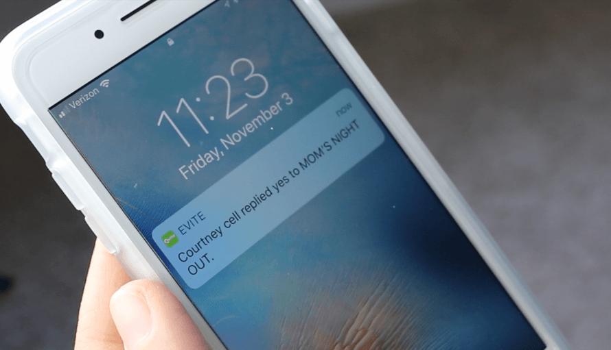 Text Message Invitations