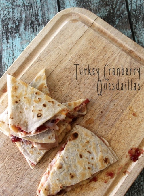 turkey cranberry recipes
