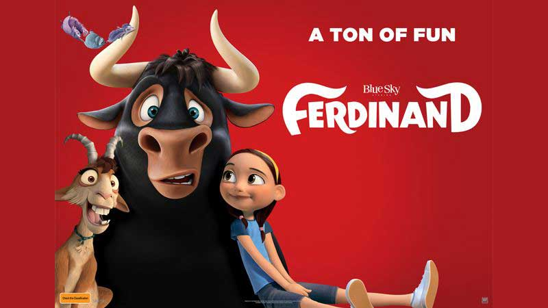 movie review ferdinand baby gizmo
