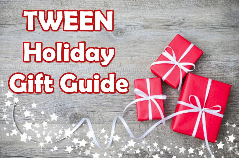 Holiday Gift Guide for Tweens