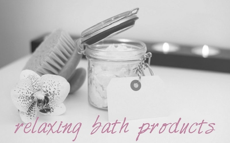 Relaxing Bath Products