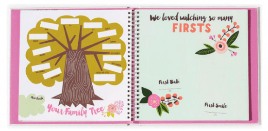 Review: Lucy Darling Baby Memory Books