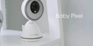 Summer Infant Baby Pixel Video Monitor Review