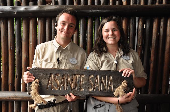 Disney Africa Trek Guides