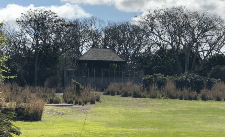Animal Kingdom Safari Hut